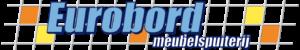 logo Eurobord Meubelspuiterij en Keukenspuiterij