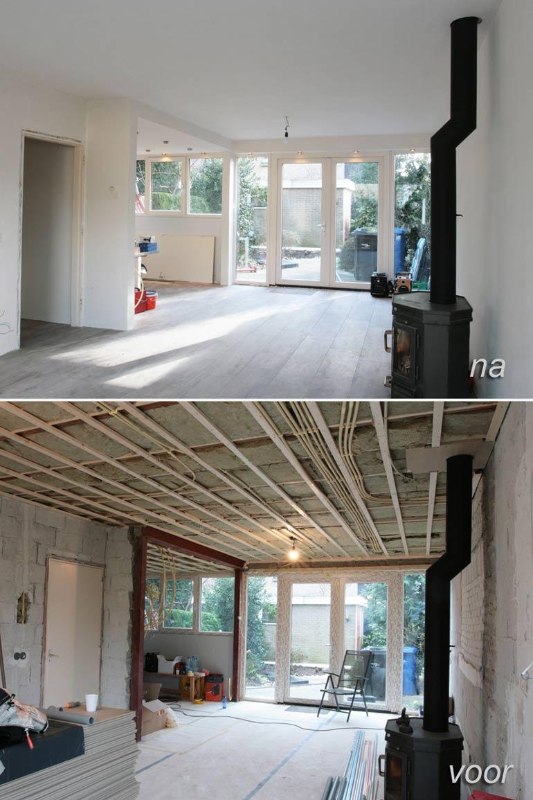 stucwerk wanden en plafonds regios