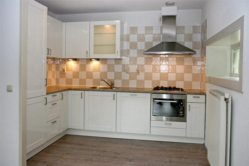 Schilderwerk keuken binnendeuren door binnenhuis-schilder