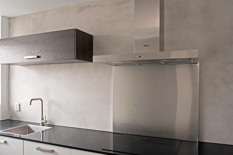 sierpleister in betonlook soort beton ciré