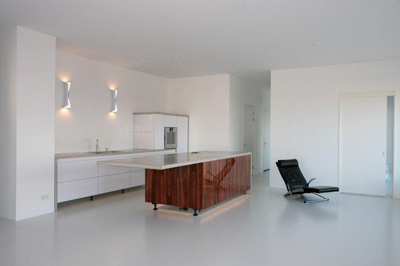 latex muurverf spuiten penthouse rotterdam